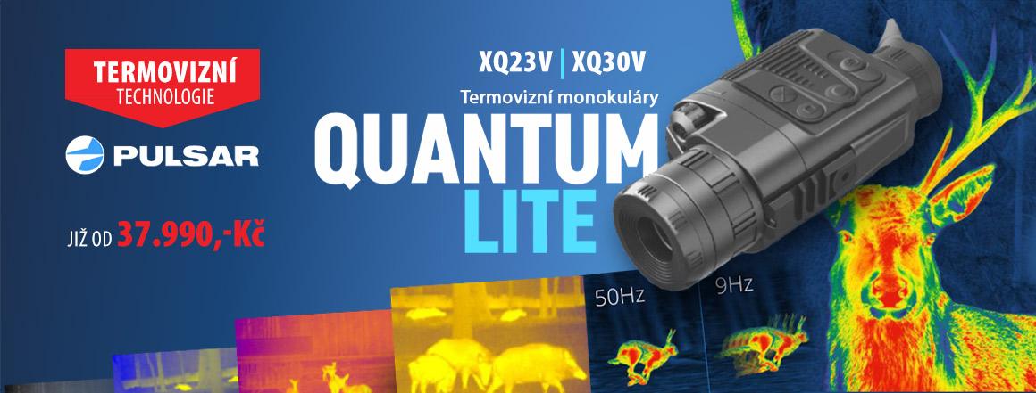 PULSAR QUANTUM LITE XQ30V a XQ23V